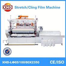3 layer wrapping stretch film making machine