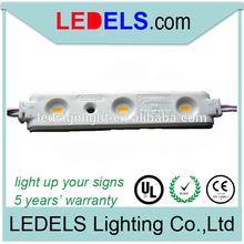 led module china Samsung 3-led module 1.20Watt backlights to signs