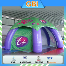 2014 Hot Selling Inflatable Hexagon Tent for Promotional Activities