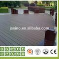 Cobertura da piscina madeira/plástico floor abrangendo/decking de wpc oco