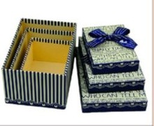 Gift & Craft Industrial Use and Recycled Materials Feature folding card paper boxes