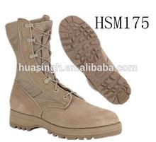 new arrival 2014 fantastic PU+rubber sole famous brand USA black/tan desert boots