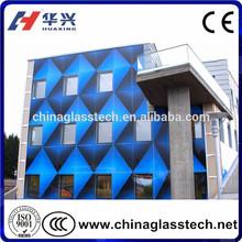 CE Standard Custom Printing Design 4-19mm Decorative Glass Wall Art