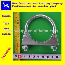 fastener for round tube