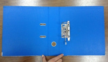 office supplies lever arch file