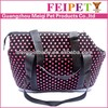 lovely potable pet carrier bag dog carrier cage wholesale