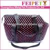 portable pet carrier shoulder bag small dog carrier bag