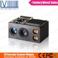 Lv3095 2d barato leitor de código de barras, pequeno como na ponta dos dedos, fácil integração de telefone celular