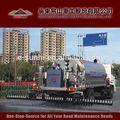 4 cbm padrão distribuidor de asfalto caminhões para venda