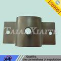 de alta calidad de acero al carbono de repuesto parte de la hoja de metal de fabricación de componentes