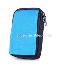 sports mobile phone pocket multi-functional outdoor belt wallet for men