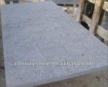 Qingdao exterior bush hammer blue limestone