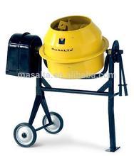 High quality MX10 electric portable concrete mixer