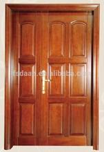 exterior complete slab solid wood doors