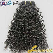 One Donor Virgin Hair Weft Large Stock human hair braid styles