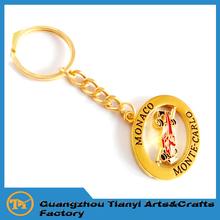 2015 Promotional gifts items alphabet keychain,custom metal key chain,America souvenir keychain