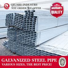 HS CODE 73066100 RECTANGULAR STEEL PIPE, RECTANGLE HOLLOW SECTION STEEL