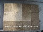 Granite G682 cube stone/ G682 paving stone/ Yellows granite stone