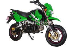 ZF70-7 kids mini motorbike 125cc engine, kids pit bike