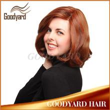 Hotsale New Fashion short bob kanekalon heat resistant fiber wig