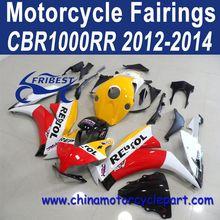 2012-2014 For HONDA CBR 1000RR Motorcycle Plastic Kit Oem 13 Repsol FFKHD022