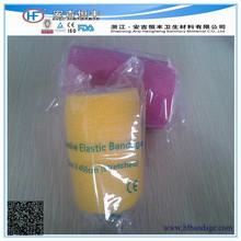 Professionally Manufacture CE/FDA/ISOCertification waterproof self adhesive elastic bandage