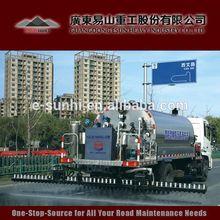 5cbm standard asphalt tack spraying truck