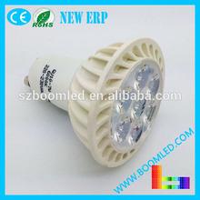 2014 New Design and High quality 7x1W 500LM GU10 Led Spotlight/bulb led gu10 63mm/gu 10 led dimmable