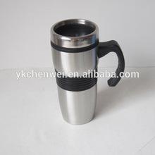 stainless steel coffee thermos travel mug