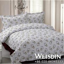 single size hole sale 2014 new designed tencel bed sheet/bedding