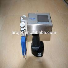 Light weight HB988 express waybill printing machine