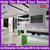 Hot selling modern ODM/OEM retail mobile phone shop interior design