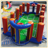 hard-wearing quality Amusement Park Outdoor Playground Multifunctional Playground inflatable basketball field