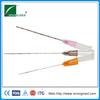 Medical Dispensing Needle , Blunt Tip Plastic Dispensing Needles