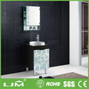 newly designed bathroom shower cabin with seat