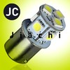 smd led car light high power cree led car bulb 2w 1156 antique t20 led car brake light