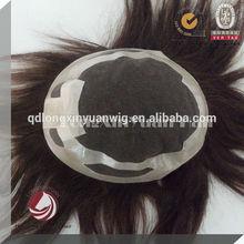 Top quality mens hair piece