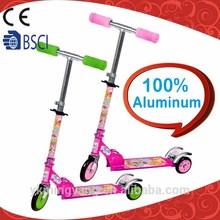 Aluminum mini kick scooter for kids