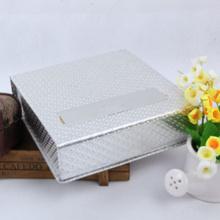 NEW year HOT polka dot and logo print hard paper gift box
