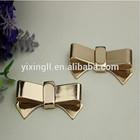decorative metal shoe buckle for ladies shoes