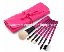 promotion 7pcs makeup brush set