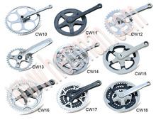 low price bicycle chainwheel and crank