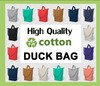 2014 New Collection canvas tote bag wholesale blank canvas tote bag canvas handle bag