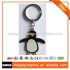 The penguin key chain