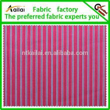 black red white stripe plaid fabric
