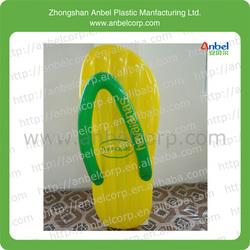 high quality cheap plastic pvc inflatable water air mattress
