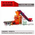 Sanli QTJ4-26 cemento máquinas de fabricación de ladrillos precio africa