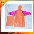Good quality S,M,L,XL,XXL,XXXL Motorcycle PVC Waterproof Raincoat With hood