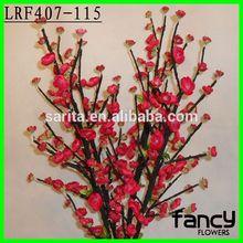 Single stem plum blossom indoor decoration flower stand