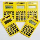 Solar calculator, promotional cheap calculator for sale/ HLD-801